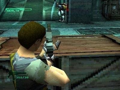 C-12: Final Resistance  (PS1 tweedehands game)
