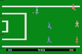 Real Sports Soccer (Atari 2600 Nieuw)