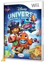 Disney Universe (Nintendo Wii used game)