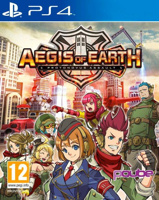 Aegis of Earth Protonovus Assault (ps4 nieuw)