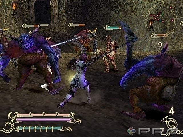 Drakengard (ps2 nieuw)