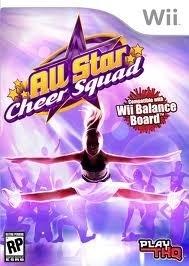 All Star Cheerleader (Nintendo Wii Tweedehands game)