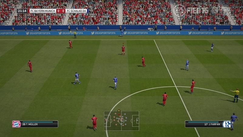 Fifa 16 (ps4 tweedehands game)