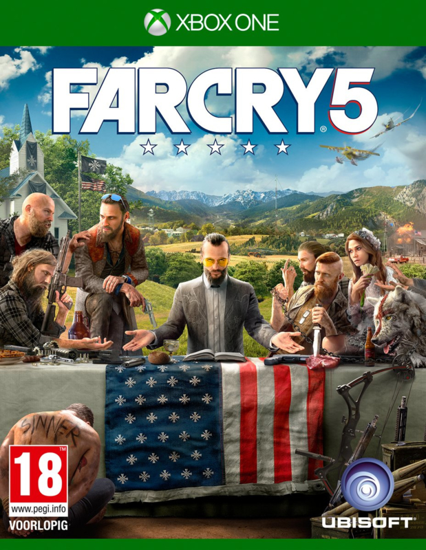 Far Cry 5 (Xbox One Nieuw)