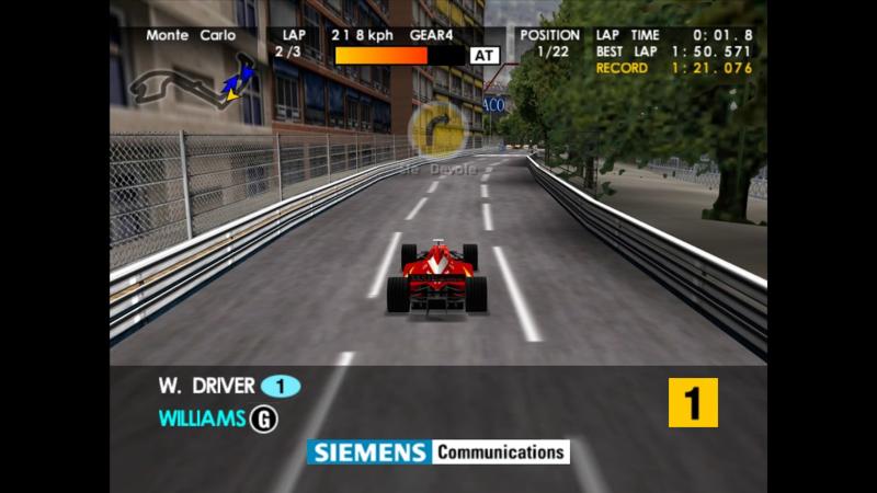 F1 World Grand Prix (Dreamcast tweedehands game)