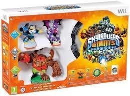 Skylanders Giants Starter Pack in doos (Nintendo wii tweedehands game)