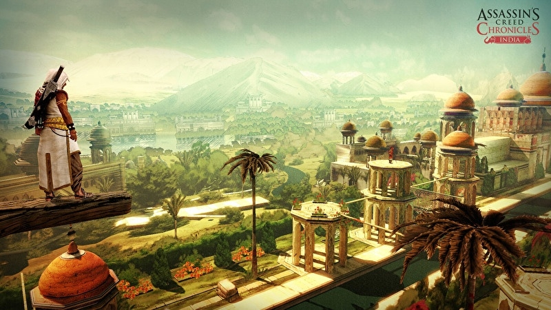 Assassin's Creed Chronicles (xbox one nieuw)