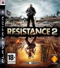 Resistance 2 (PS3 Used game)