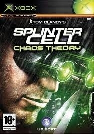 Tom Clancy Splinter Cell Chaos Theory (xbox used game)
