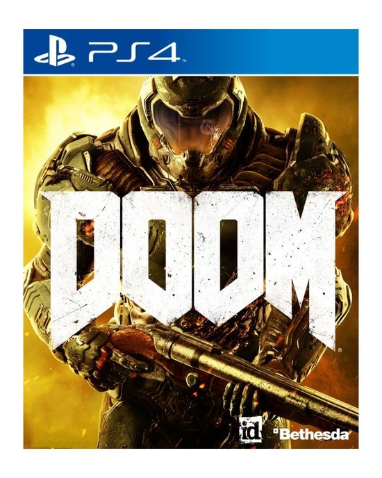 Doom (ps4 nieuw)
