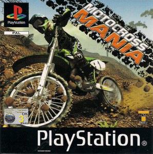 Motocross Mania (ps1 tweedehands game)
