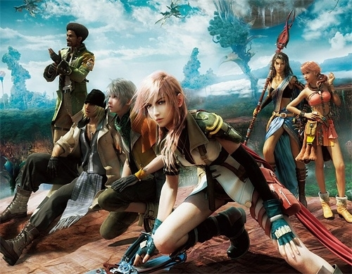 Final Fantasy XIII (13)Lightning Returns Benelux Limited Edition (ps3 NIEUW)