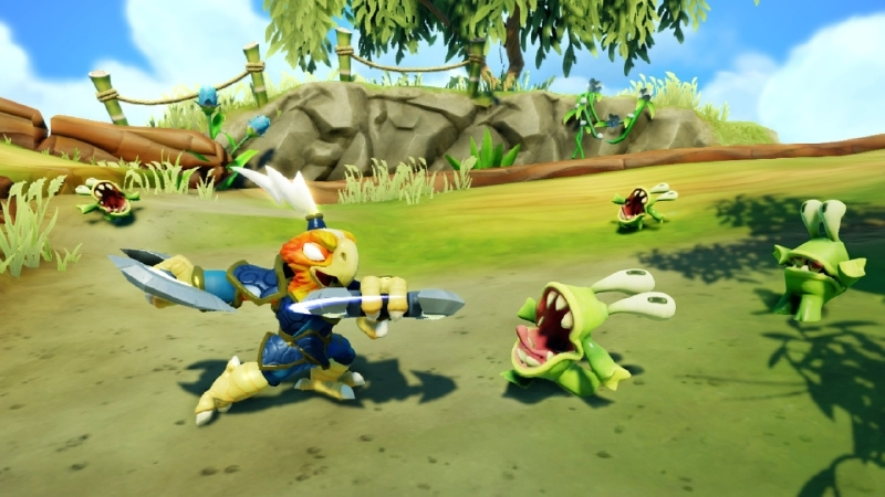 Skylanders Swap Force (game only, xbox 360 used game)