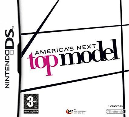 America's Next Top Model (Nintendo DS tweedehands game)