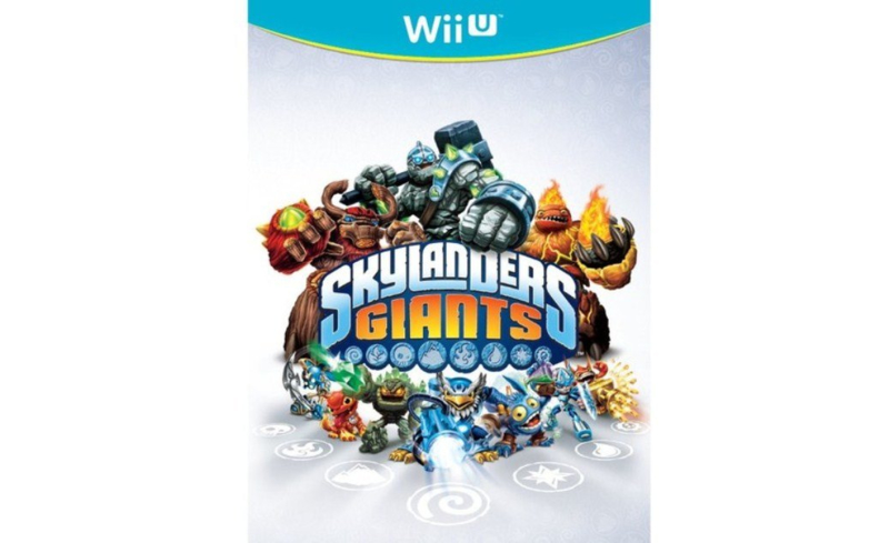 Skylanders Giants (game only) (Wii U tweedehands game)