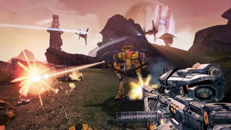 Borderlands 2 (xbox 360 used game)