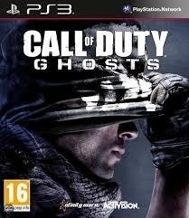 Call of Duty Ghosts (ps3 nieuw)
