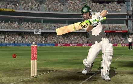 Ashes Cricket 2009 zonder boekje (Nintendo Wii used game)