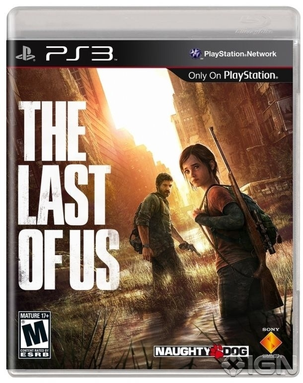 The last of us (ps3 nieuw)