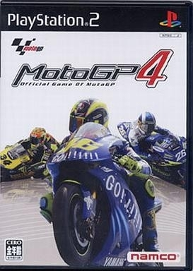 MotoGP 4 (ps2 used game)