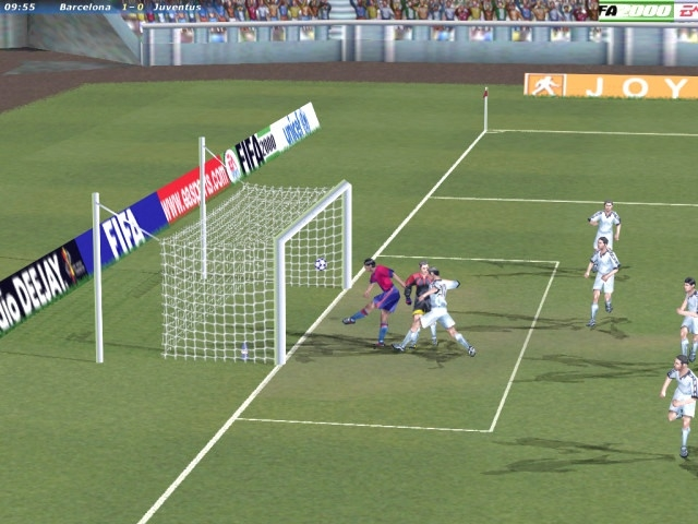 FIFA 2000 (PS1 tweedehands game)
