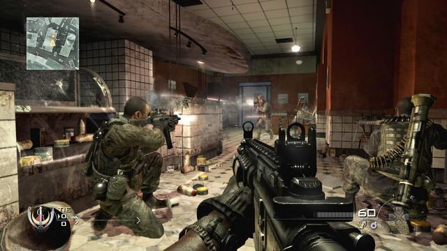 Call of Duty Modern Warfare 2 (ps3 Nieuw)