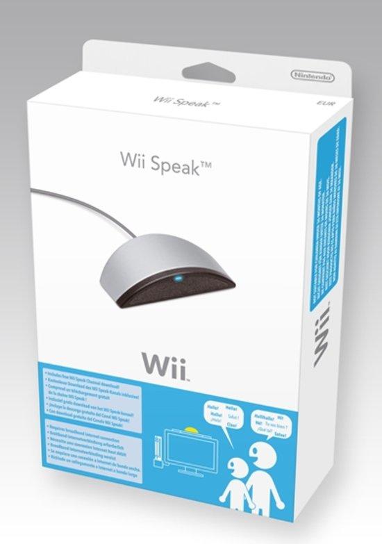 Wii Speak in doos (Nintendo Wii tweedehands)