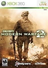 Call of Duty 6 Modern Warfare 2 (Xbox 360 nieuw)