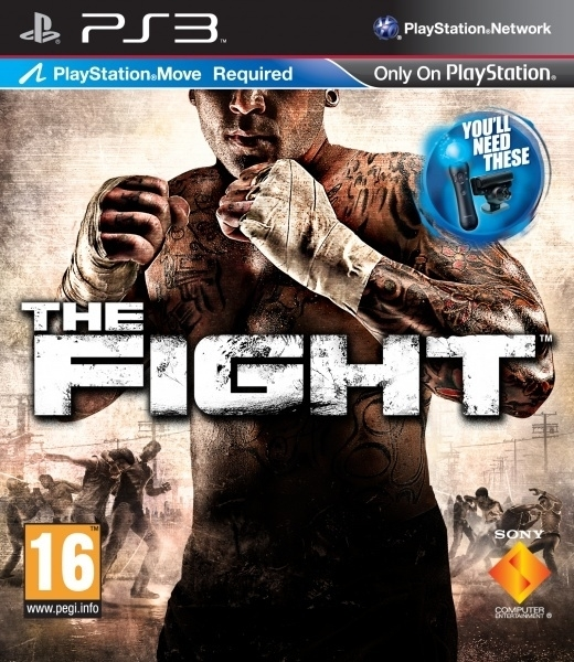 The Fight (ps3 nieuw)