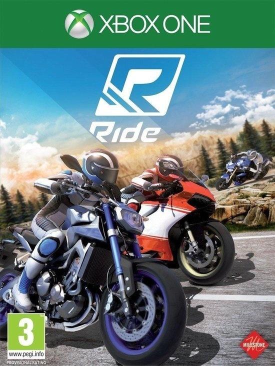 RIDE (Xbox one Nieuw)