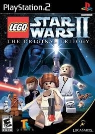 Lego Star Wars II The original trilogy (ps2 used game)