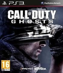 Call of Duty Ghosts (ps3 tweedehands game)