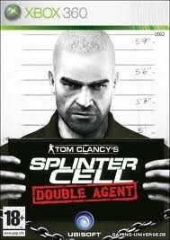 Tom Clancy`s Splinter Cell Double Agent (Xbox 360 used game)