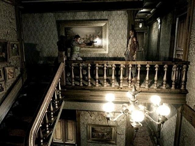 Resident Evil (gamecube used game)