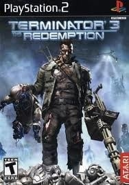 Terminator 3 The Redemption (ps2 used game)