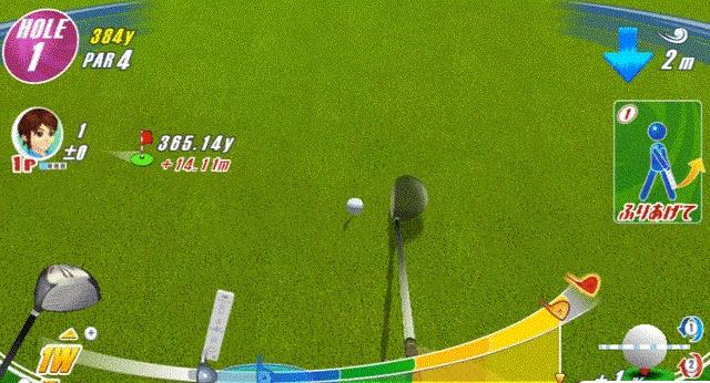 We Love Golf (wii nieuw)