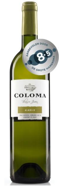Coloma Alarije 2019 (€ 12,50)