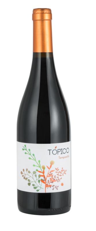 Topico Tempranillo Roble (€ 8,95)