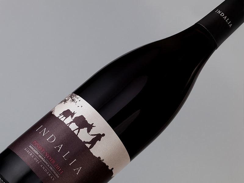 Pagos de Indalia Pinot Noir (€ 27,95)