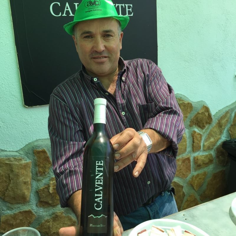 Calvente Guindalera wit (€ 18,95)
