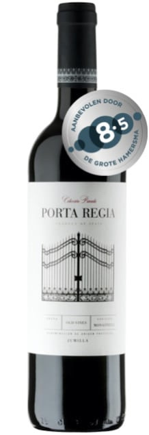 Porta Regia monastrell joven (€ 9,95)