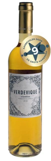 Garcia de Verdevique Vigiriego Barrica (€ 16,95)