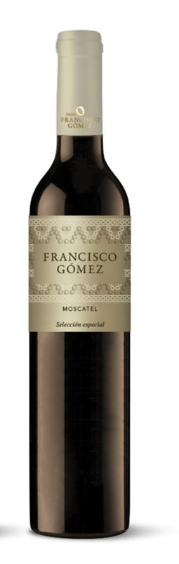 Francisco Gomez Moscatel dulce (€ 16,95)