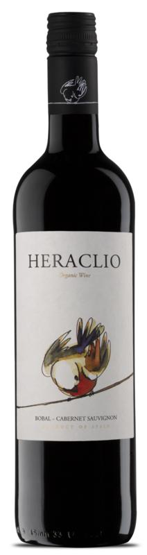 Heraclio Bobal - Cabernet Sauvignon (€ 9,95)