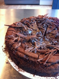 Chocolate cake (groot)
