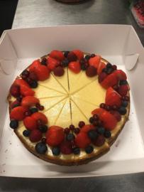 Cheesecake Roodfruit