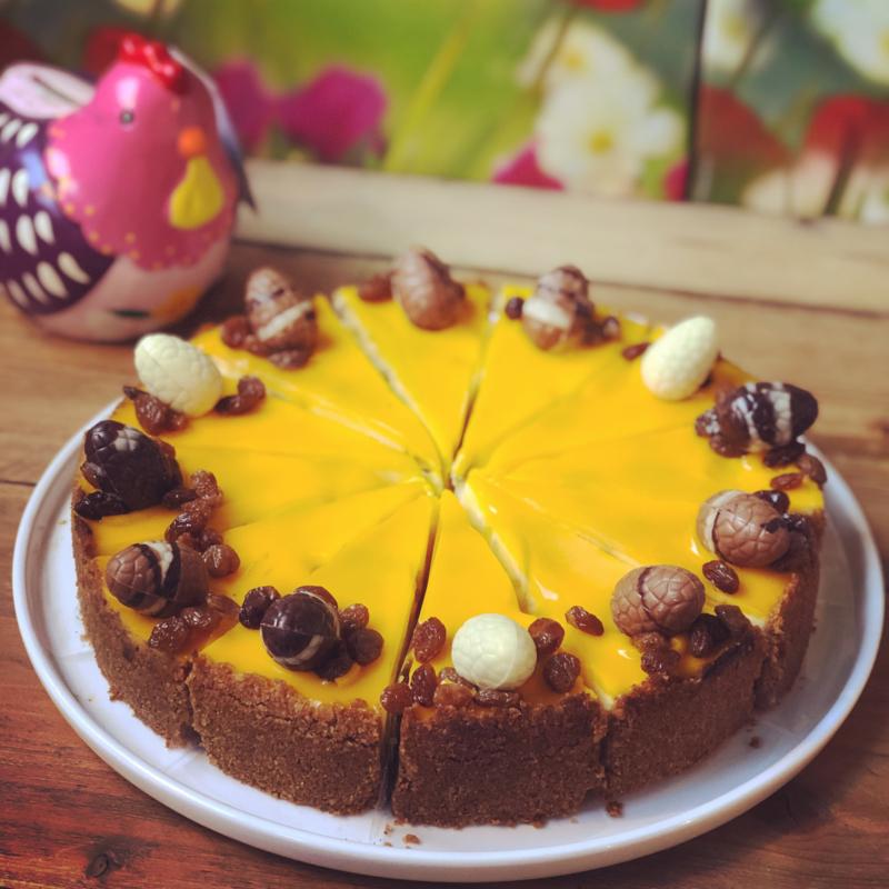 Cheesecake witte chocolade, boerenjongens en advokaat