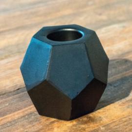 Iron ball leather – Black