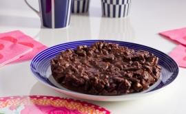 Brownie met zeezout - 10p