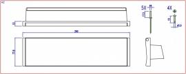 Briefplaat EMA290 --_--_-- (webart083)